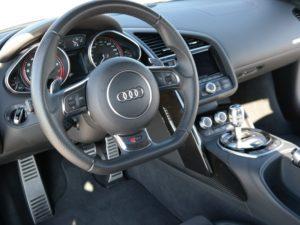 Audi R8 V10 jízda