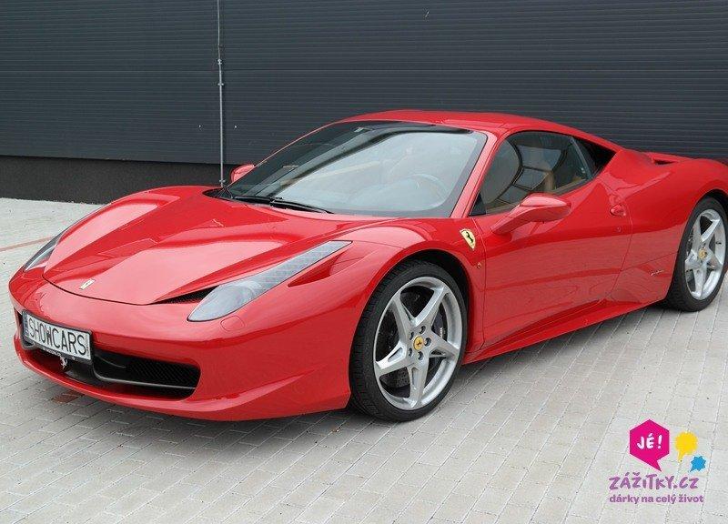 zážitková jízda ve Ferrari 458 Italia, ZÁŽITKY