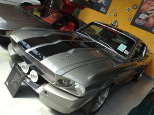 Mustang GT500, London Motor Museum