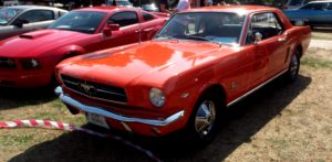 Ford Mustang 1. generace