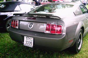 jízda v Ford Mustang 5