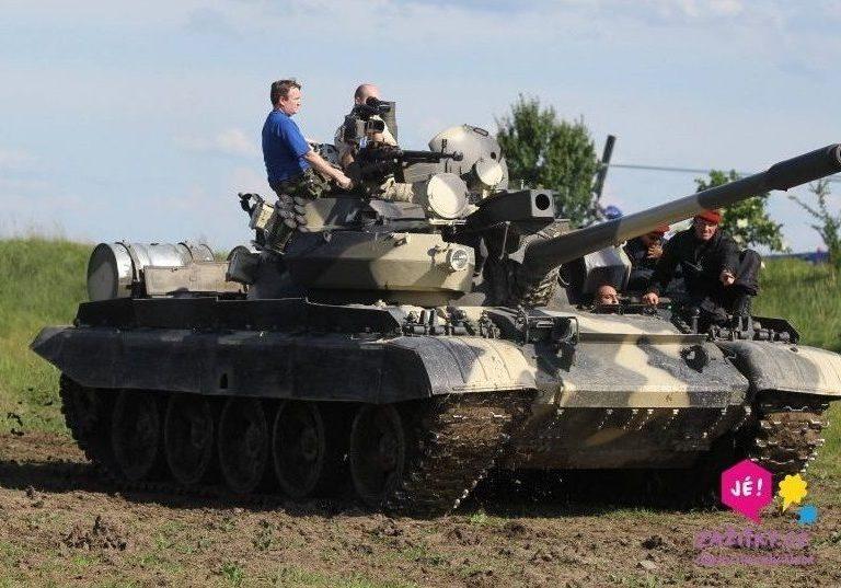 Bojový tank, Vánoční dárek