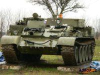 ZÁŽITKOVÁ JÍZDA TANKEM VT-55