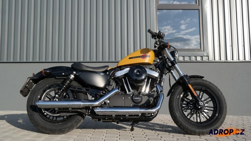 Zážitková jízda Harley Davidson, Harley Davidson k zapůjčení, dárek pro motorkáře