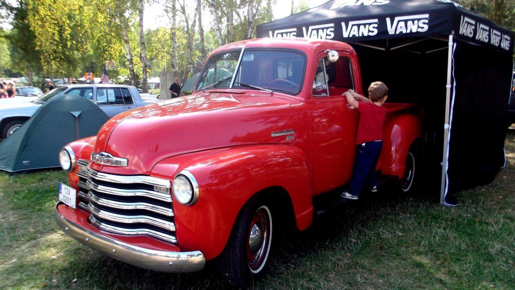 Pickup Chevrolet 3100