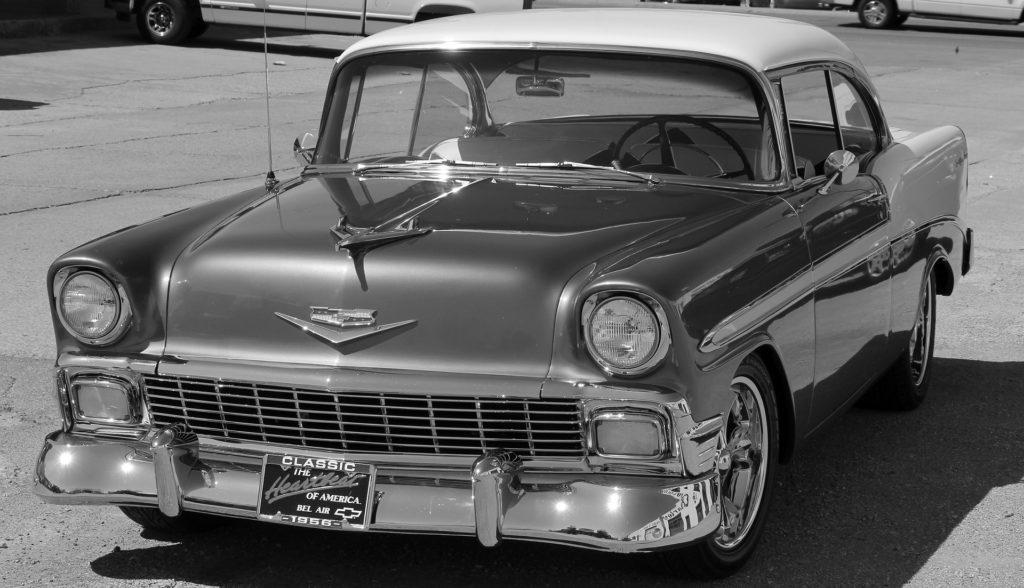 Chevroler Bel Air 1956, zdroj: Pixabay