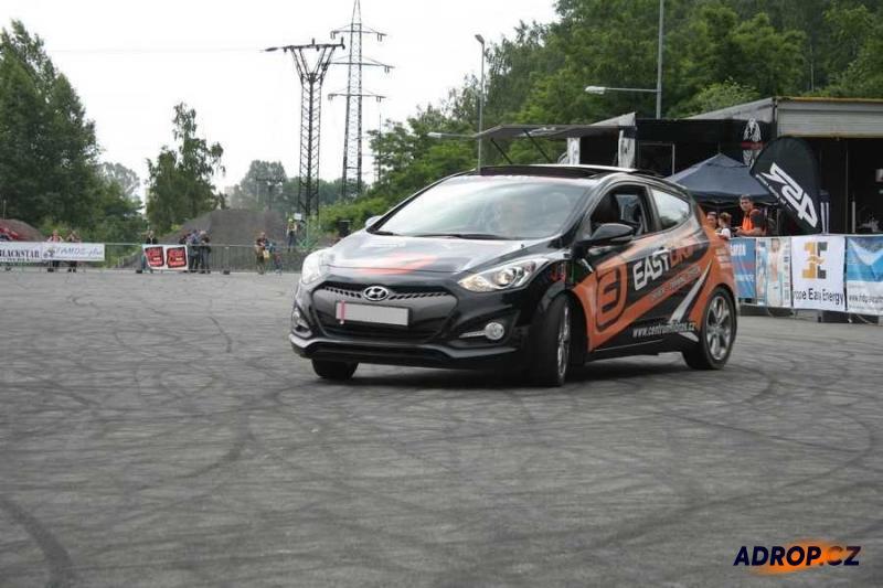 Kurz driftování s Easydrift v Ostravě