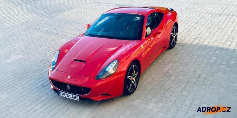 Jízda s Ferrari Scuderia