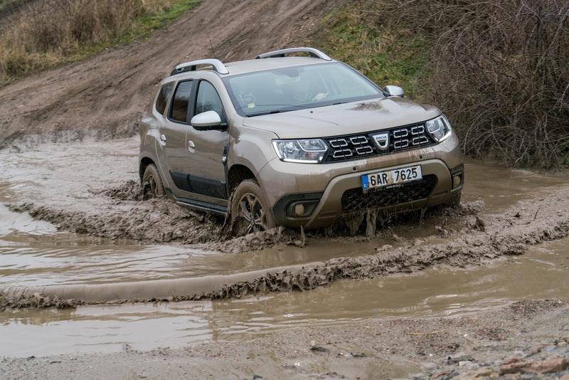 Offroad kurz s vlastním autem v Praze